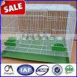 Hot selling decorative garden used iron material bird cage