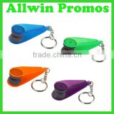 2016 New Product Protable Eyeglass Cleaner Keychain