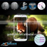 9H Anti-scratch,Ultra clear Tempered Glass Screen Protectors for Samsung Galaxy S4/S4 mini