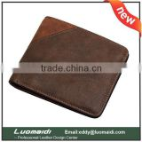 Factory direct price!!!!money clip wallet,fashion hot sale leather,full-grain leather,latest products for 2015