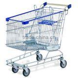 RH-SU060 60L Australian Style Trolley Retail Shopping Cart