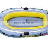 large promotional pvc inflatable boat, fishing boat