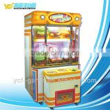 Dream Lifter plush toys crane machine for sale/toy grabbing machine/custom plush toys