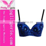 Hot sale large cup bras bras and underwear sets bra shops online M5267