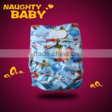 Velcro baby pocket Cloth diapers nappy factory