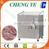 Stainless steel SUS304 meat grinder machine for sale, with CE approved, SJR130 Double-screw Meat Grinder