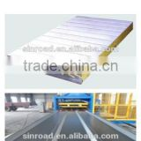 Thermal Insulation Material Mineral Wool Insulation with Metal Coating for Wall and Roof