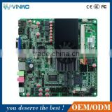 Very-high performance mini - ITX VWM-M100 laptop Motherboard supported Intel 1037 u &I3 3217 u dual-core processor