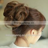 Chignon Hair Pieces Bun Cheap Synthetic Curly Extension