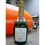 Hot sale high quality cheap bottle inflatable for advertising