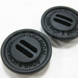 Two Hole Alloy Sewing Button for Coat