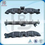 High Quality fully machined casting for BMW exhaust manifold