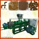 Automatic floating fish feed formulation machine