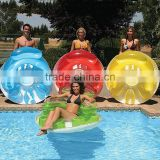 2017 hot selling leasure giant inflatable chair pool float ourdoor swim raft water party toy and lounge for kids and adults