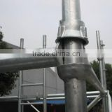 Welded Masonry Metallic Cuplock Scaffolding System for High Rise Building Construction