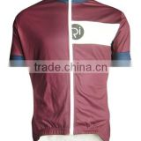 nylon /spandex pro team mountain bike clothing Design your own cycling t shirts slim fit bike apparel