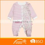 100% cotton baby rompers babygrow