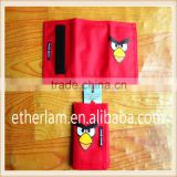 Cute graffiti printing wallet long cartoon wallet OEM XWL0006-1