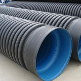 High quality HDPE spiral pipe for sewerage/drainage