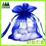 New design organza gift drawstring bags