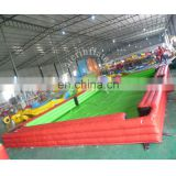 2017 Alibaba china hot sell inflatable sport game / cheap price Inflatable snooker for adult