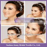 BHA003 elegant pageant crown chic Jewelry comb Wedding hair Accessories diamond cheap tiara