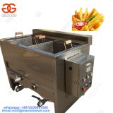 Hot Selling 2 Basket French Fries Fryer/Factory Double Basket Fried Chicken Machine/2 Basket Deep Fryer