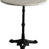 Quality Modern Round Cafe Bar Table