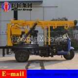 China high efficiency XYC-200A tricycle water well drilling rig for sale