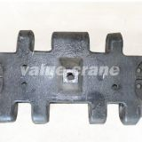 American 900 serial track plate crawler crane track shoe undercarriage parts track pad