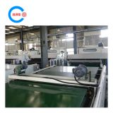Polyester wadding machine and nonwoven felt machine