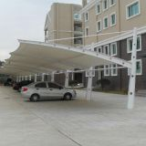 High Temperature Resistance Tensile Membrane Structure Self-cleaning