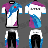 Breathable Road Cycling Apparel High Quality Material Soft Wear