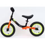 Civa steel kids balance bike H02B-1213 air wheels ride on toys