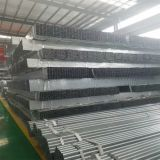 Tianjin Shengteng Brand ASTM BS GB DIN Pre-Galvanized Square Tube/Rectangular Pipe