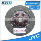 Best quality ac parts for compressor bedford clutch disc