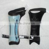 Custom Safety Protection Plastic Soccer Shin Guard