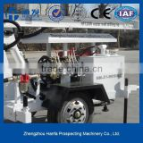 high efficient, CE certificate HF120W small land drilling machine