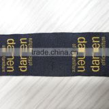 Custom Woven High Definition Label For Mattress,Clothers,Rugs