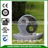 feng shui water fountain for home and garden decoration