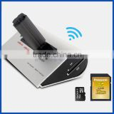portable 3-in-1 Multifunction Wifi SD / TF Card Reader 3G/4G Wireless Wifi Router USB 2.0 Fast Charger for iPhone /ipad/ Android