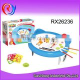 New product children plastic wordpad toys drawing painting board