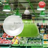 colorful fresh supermarket 50w 30w led fresh light