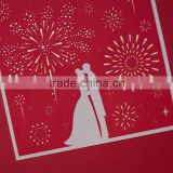 2015 best sell wedding decoration book signing book directory of European title album GB005