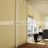High quality honeycomb blind pleated double roller blind roller blind /roller blind fabric