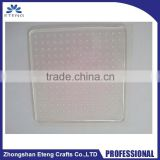 High-quality transparent self-adhesive silicone pads for promos                                                                         Quality Choice