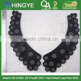 New Arrive Laser Cutting Neck Trimming PU Collar - S1408