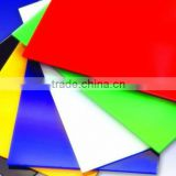 ultra-white pmma-abs composite sheets for advertising board
