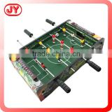 2015 latest toy wooden table football with EN71