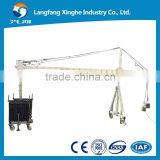 Fall protection glass cleaning equipment / working platform / construction gondola / suspended platform